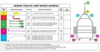 trailer lights wiring diagram 7 pin australia