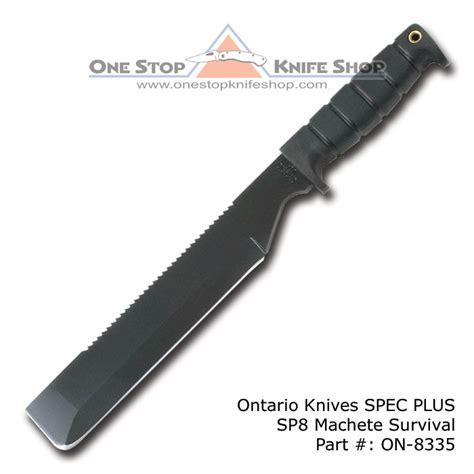 ontario sp8 2009 ontario spec plus sp8 machete survival