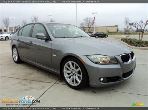 2009 Bmw 3 Series 328i by 2009 Bmw 3 Series 328i Sedan Space Grey Metallic Grey