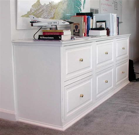 Miscellaneous : Cool File Cabinets With White Color Cool