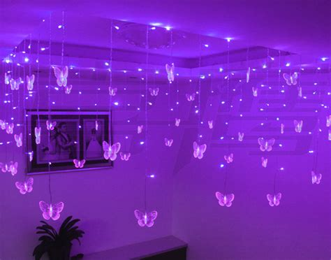 purple lights for bedroom home decor trends 2017 purple room house interior