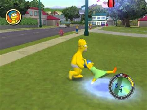 let's play the simpsons hit and run [1] loooos gehts