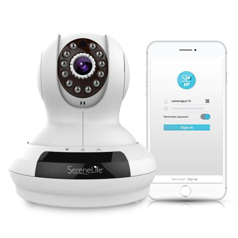 serenelife ipcamhd61 home and office cameras