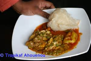 sauce gombo 171 cuisine togolaise