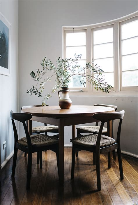 no dining room no need for curtains or extraneous decor in this unfussy dining room see why reddit is