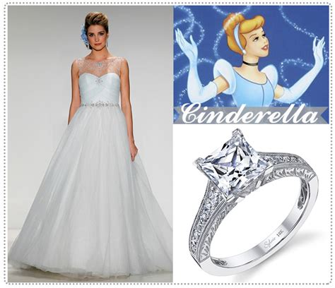 cinderella engagement ring images