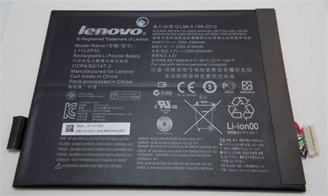 Hp Lenovo B6000 lenovo l11c2p32 laptop battery for lenovo ideatab b6000 f