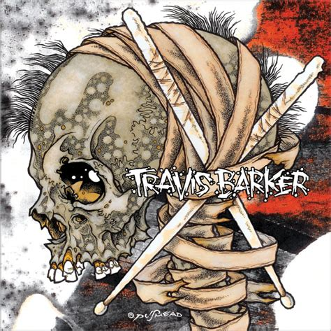 travis barker cover