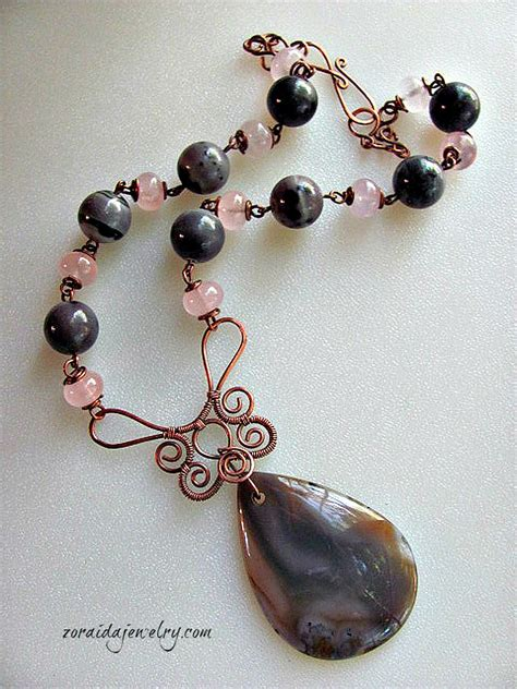 wire work secrets jewelry tutorials my tutorial featured in wirework magazine z jewelry