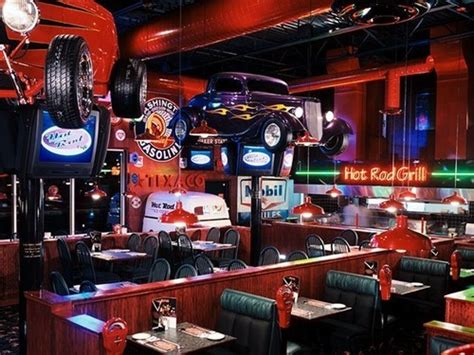 theme restaurant exles vic terri s new business the gearhead diner the