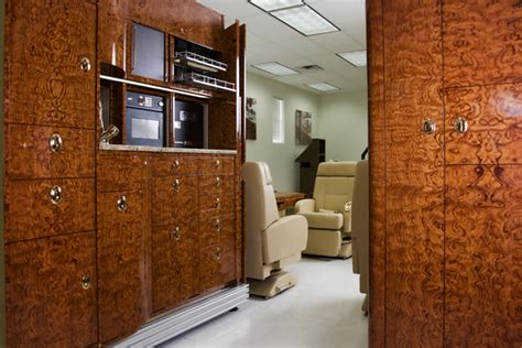 custom aircraft cabinets opens  million plant