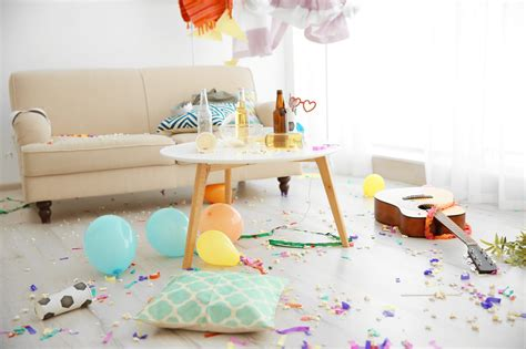 party clean party cleanup services excellent and quick touch from