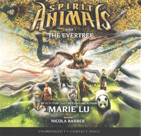 spirit books spirit animals book 7 audio library edition lu