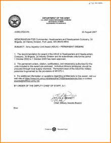 Award Letter Of Lateness 8 Recommendation Memo Exle Science Resume