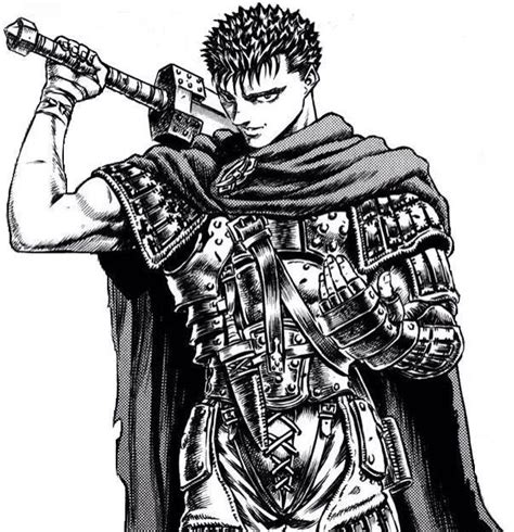 character analysis guts anime amino