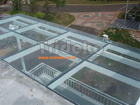 Tempered Glass Untuk Rumah canopy kaca teras canopy kaca tempered atap buka tutup railling kaca indonesia