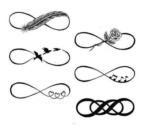 infinity tattoo znaczenie mega wzory infinity na tatuażowelove zszywka pl