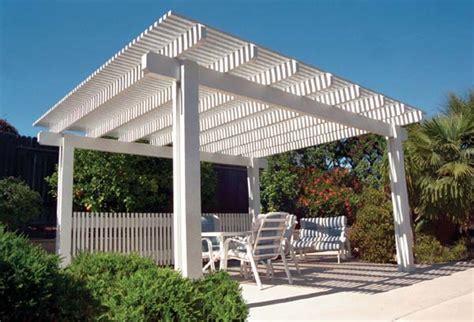 Aluminum Lattice Patio Covers & Outdoor Pergola Lattice