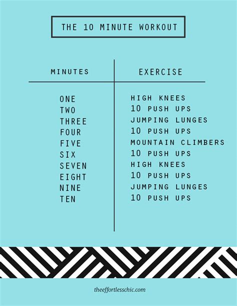 a 10 minute cardio workout with dove deodorant the