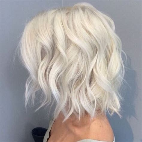 hairstyle for women over 50 platinum color platinum hair color hairstyles for 50 platinum blonde