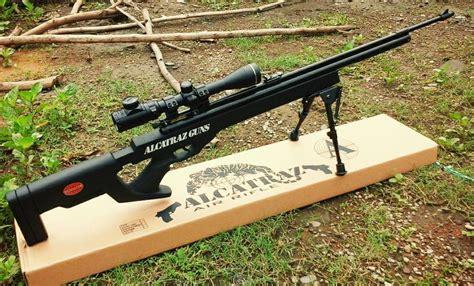 Bramasta Sniper bramasta sniper alcatraz black sniper air rifle