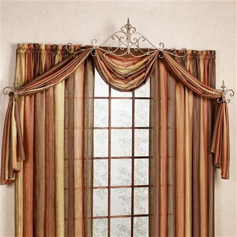 hardware for drapes sabelle drapery hardware accent set