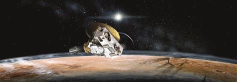 new horizons nasa s new horizons detects surface features on pluto nasa