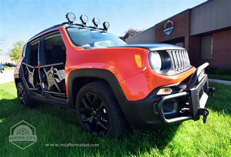 jeep renegade lights aftermarket support coming for the jeep renegade