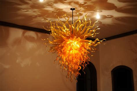 Orange Chandeliers Gold Orange Chandelier Glass Chandeliers Gallery