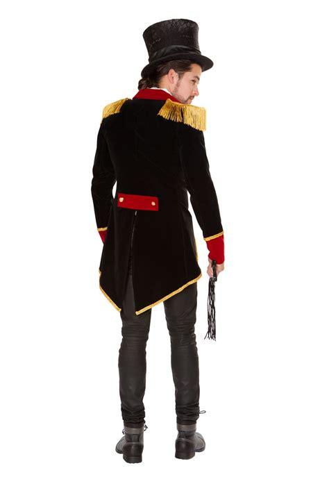 mens ringmaster costume adult ringmaster men costume 95 99 the costume land