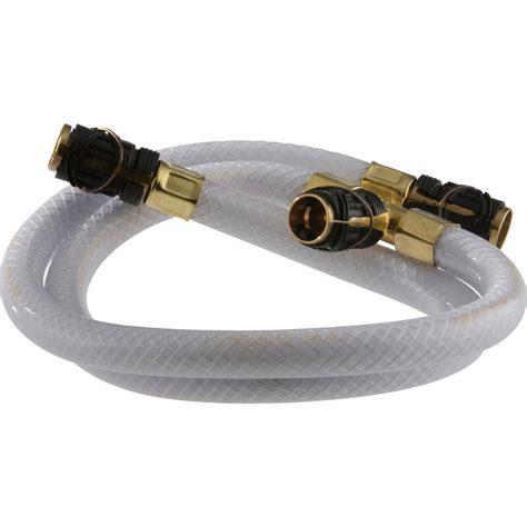 delta faucet parts 4way site delta quick connect hose assembly rp34352 the home depot