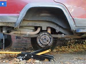 Jeep Xj Leaf Springs 3 5 Quot Lift Installation Bent Rear Leaf Springs