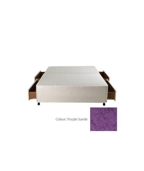 4 Drawer Divan Bed Base by 4 Drawer Divan Base Fabric 118 4 Drawer Divan Base