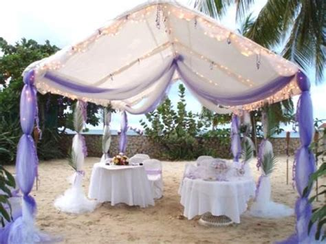 tulle tent decorations birthday tents