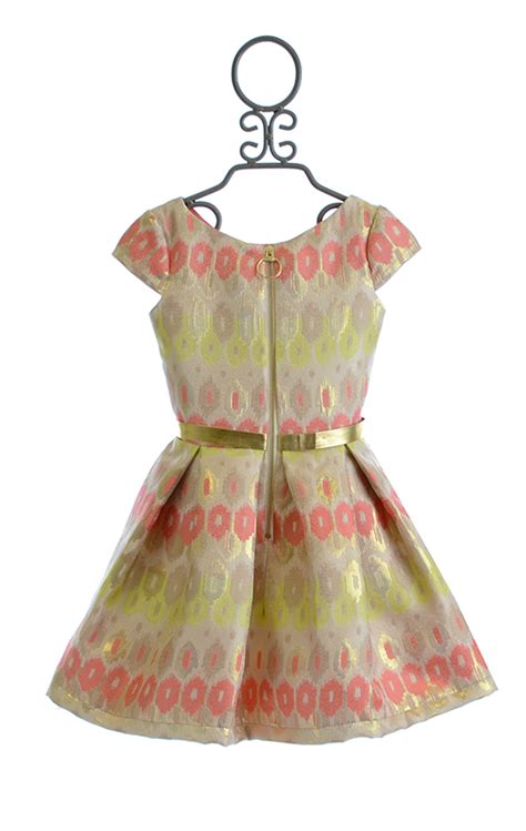 Dress Zoe Sleeve Flower Dress Hat zoe ltd cap sleeve dress in gold for