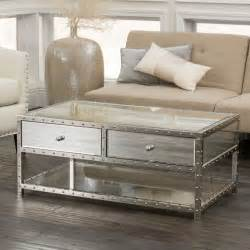 Coffee Tables Mirrored 25 Best Ideas About Mirrored Coffee Tables On