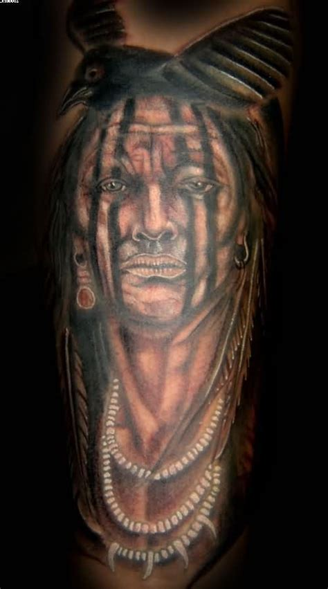 28 Best Indian Warrior Tattoos Images On Pinterest Art Tattoos Of Indian Chiefs 2