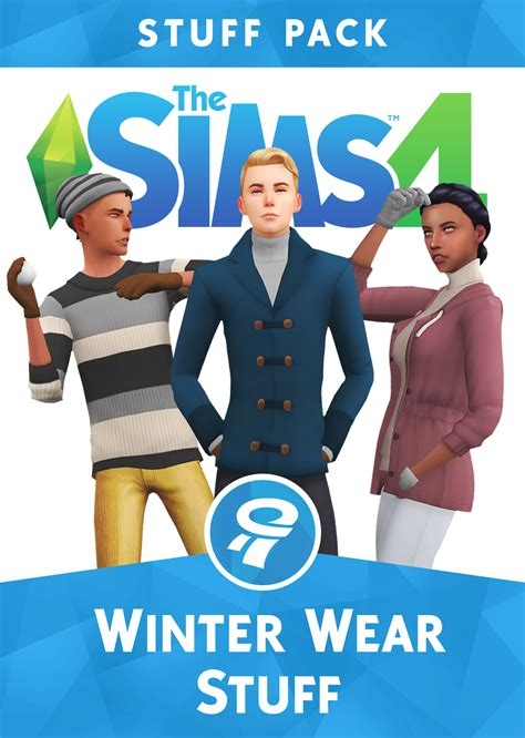 winter wear stuff pack a fanmade pack by wyattssims
