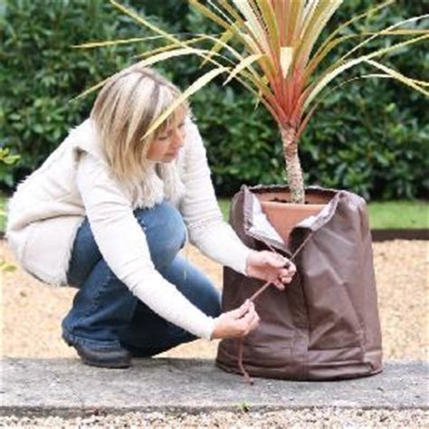 insulated pot jackets  plant protection allotment shop