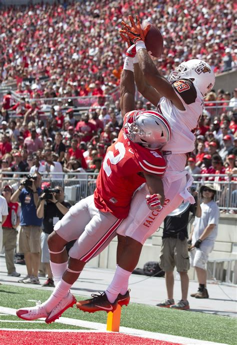 Ohio State Records Everything Meyer Said After Ohio State Football S 77 10 Win Bowling Green