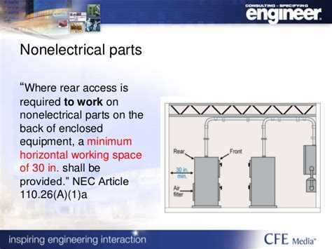 Electrical Room Ventilation Requirements by Electrical Systems Designing Electrical Rooms