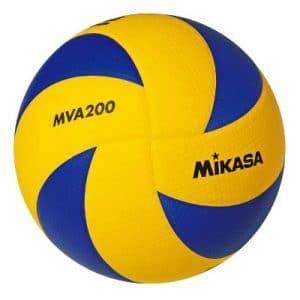 Bola Volley Mikasa Molten tous les tests de ballon de volley volley