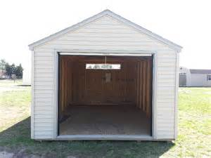 Garage Storage Sheds by Vinyl Garage Storage Building Storage Sheds Garages