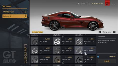 Forza 6 Schnellstes Drag Auto by Gran Turismo 6 December 6 2013 On Ps3