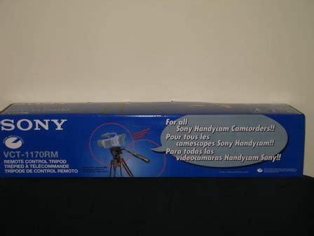 Kap Rm 20w Semny sony vct 1170 rm tripod with handle controll