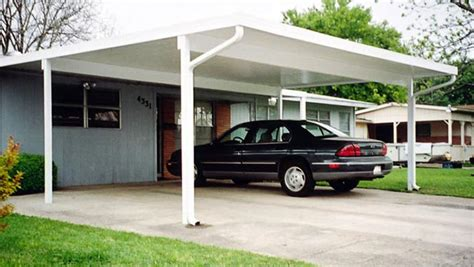 Carports Awnings by Aluminum Carport And Canopy Covers