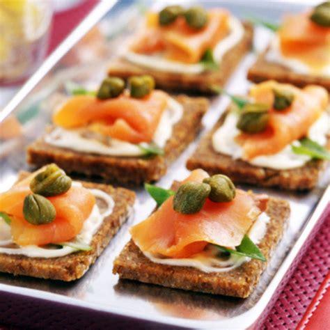 salmon canapes salmon canapes recipe dishmaps