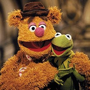 mirror movie clip fozzie bear kermit the frog fozzie bear the mighty f