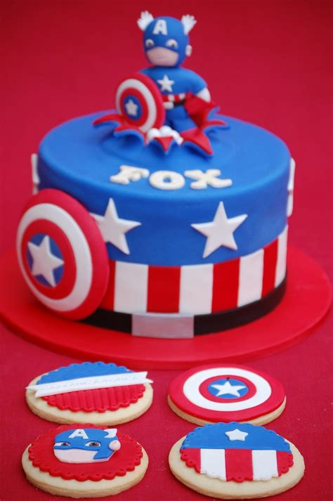 Superheroes Cakes Cakecentral M
