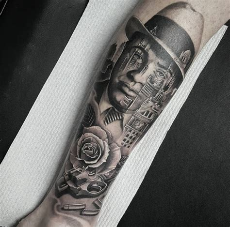 tattoo gangster 50 best gangster tattoos designs meanings 2019